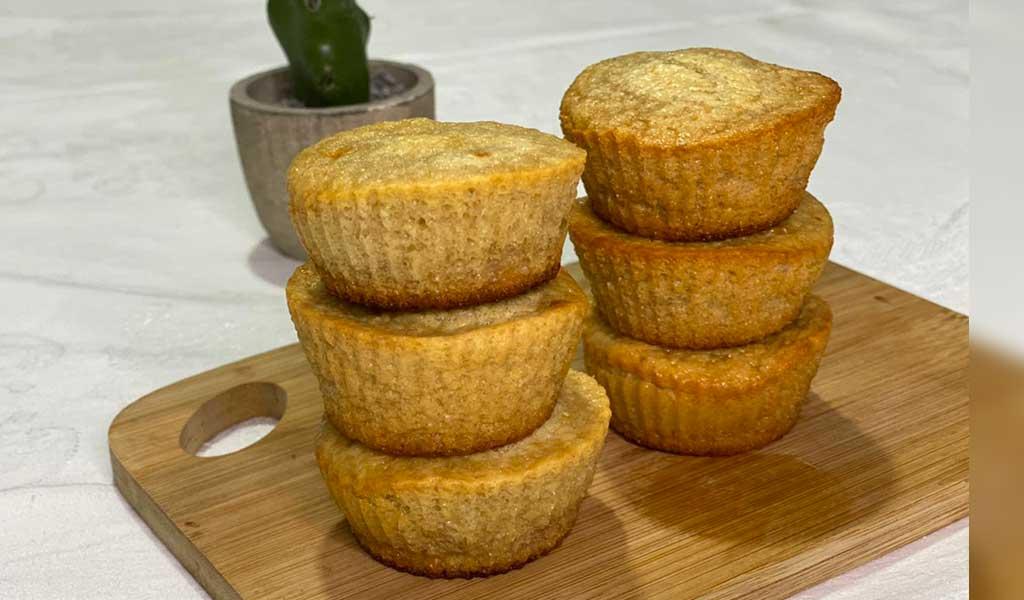 Muffin de Whey